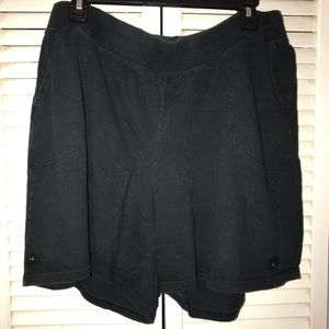 JMS Just My Size 2 Pocket Pull-On Shorts 2X 18/20W